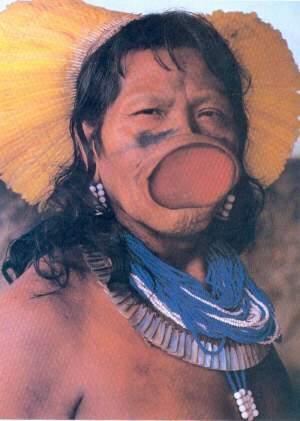 CONCURSOS DE GUIONES ... Kayapo